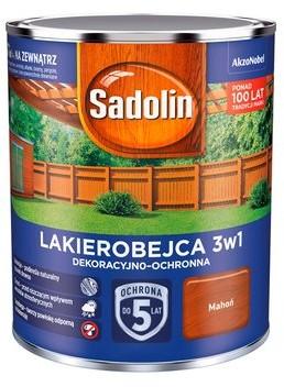SADOLIN SADOLIN LAKIEROBEJCA 3W1 MAHOŃ 2,5L