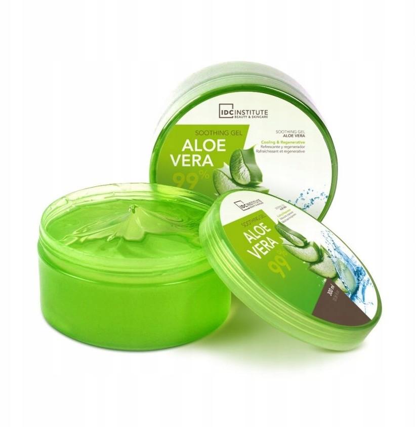 Aloe Vera IDC 99% Żel Kojący 300ML