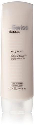 Juvena juvena Swiss Basics Femme/woman, body Moist, 1er Pack (1X 300ML) 9007867715260