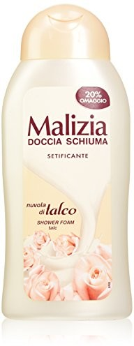 Malizia nutriente Crema di Latte/Milk Cream Doccia schiuma/żel pod prysznic 300ML
