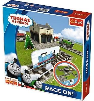 Trefl Race On! Tomek i Przyjaciele