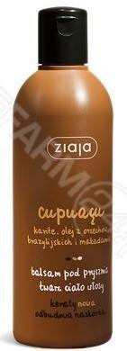 Ziaja LTD. Z.P.L. SP. Z 0.0. CUPUACU balsam pod prysznic 300ml