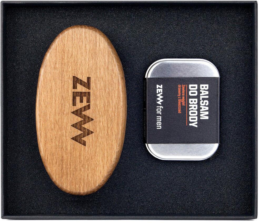 Zew for men Stylowy Brodacz zestaw pielęgnacyjny dla mężczyzn 16157
