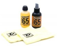 Dunlop 6503 Body & Fingerboard Cleaner Kit zestaw płynów do gitary