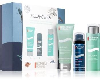 Biotherm Homme Aquapower zestaw upominkowy IX dla mężczyzn