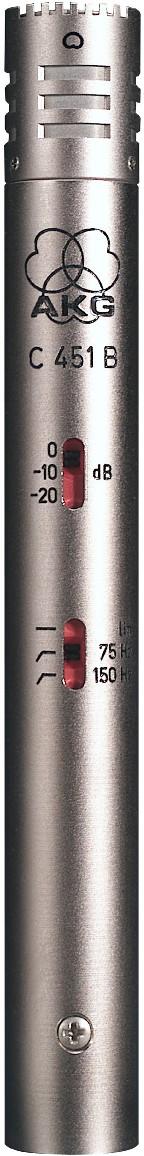 AKG C 451B- mikrofon pojemnościowy instrumentalny 86460