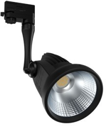 MILOO LIGHTING Tracklight lampa kierunkowa na szynę 30W MILOO I-Spot LED I-Spot 30W