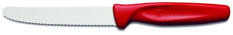 Wusthof Colour Nóż do warzyw ząbkowany czerwony W-3003R-10