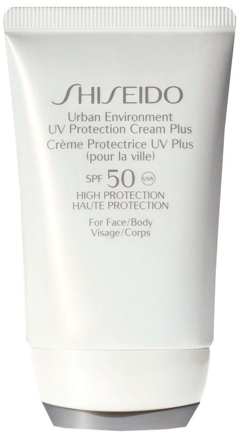 Shiseido Urban Environment UV Protection Cream Plus SPF50 krem do twarzy na dzień 50ml