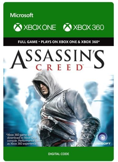 Assassins Creed X360 wersja cyfrowa