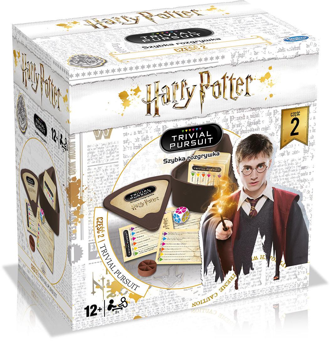 Winning Moves Trivial Pursuit Harry Potter część 2