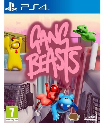 Gang Beasts (GRA PS4)