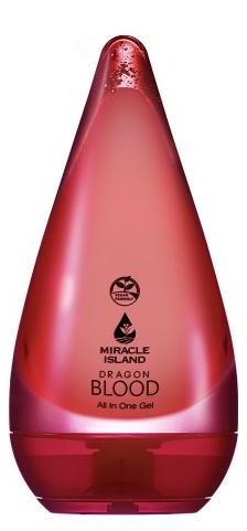 TOUCHINSOL Miracle Island żel do twarzy i ciała ze smoczą krwią 99% 250 ml