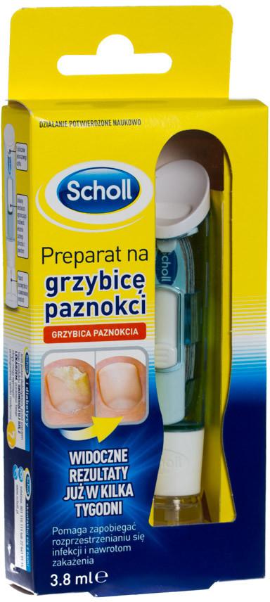 Scholl Fungal Nail U) preparat na grzybicę do paznokci 3,8ml