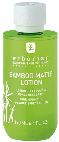 ERBORIAN Bamboo Matte Lotion - Tonik matujący