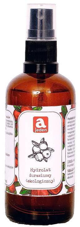 Ajeden Ajeden Hydrolat Żurawinowy, 100 ml 7ACD-67111