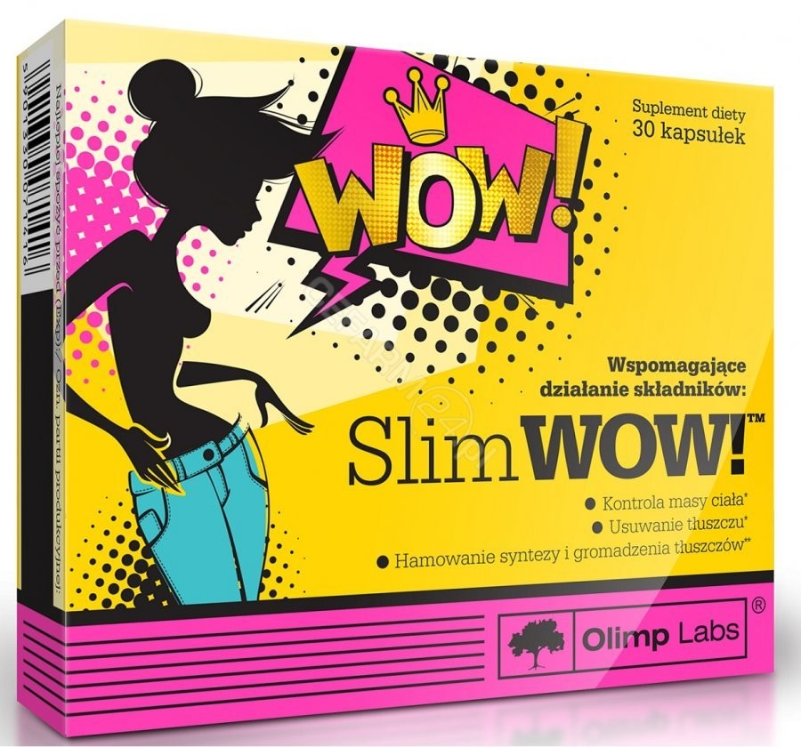 top Olimp LABS SlimWOW! x 30 kaps
