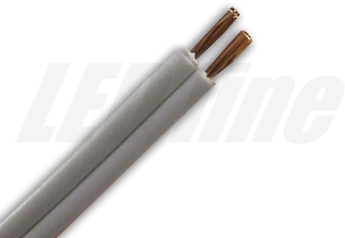 Inny Przewód SMYp do montażu taśm LED biały SMYP2X0,35-W SMYP2X0,35-W