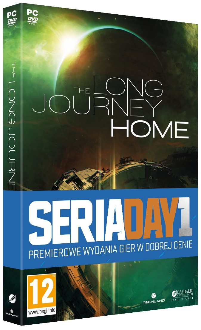 Seria Day1:The Long Journey Home PC