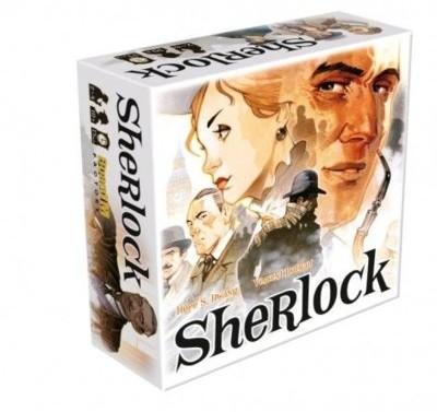 Granna Gra Sherlock 00301