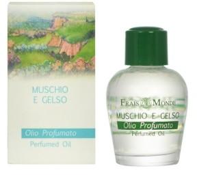 Frais Monde Frais Monde Musk And Mulberry olejek perfumowany 12 ml dla kobiet 41401