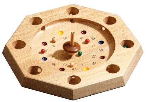 Philos Spiele Philos 3116 - Tyroler Roulette Octagon, gra promocyjna