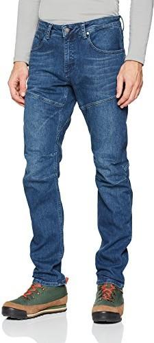 Salewa męski agner Denim i M PNT spodnie, niebieski, 48/M 00-0000026969