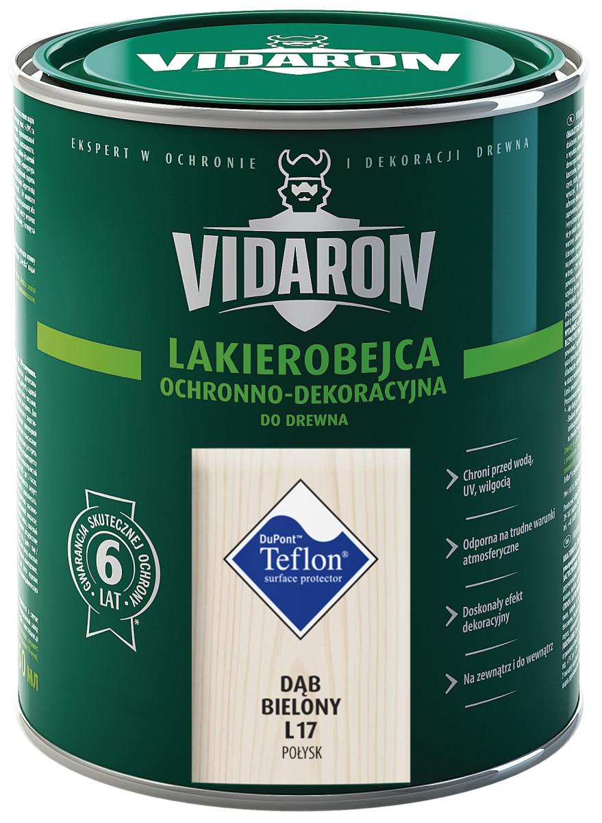 VIDARON VIDARON Lakierobejca Dąb Bielony L17 0,75L