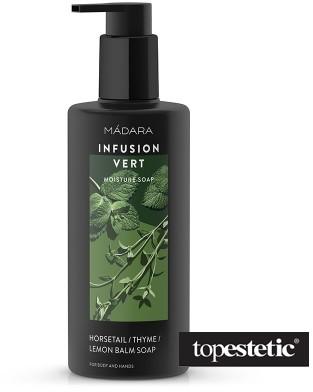 MADARA Infusion Vert Soap Mydło nawilżające 300 ml