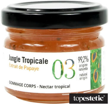 Academie Jungle Tropicale Gommage Corps Tropikalny peeling do ciała 60 ml