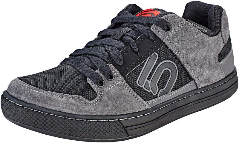 Adidas five ten Five Ten Freerider Buty MTB Mężczyźni, core black/grey five/red UK 9,5 EU 44 2020 Buty BMX i Dirt BC0663-9,5