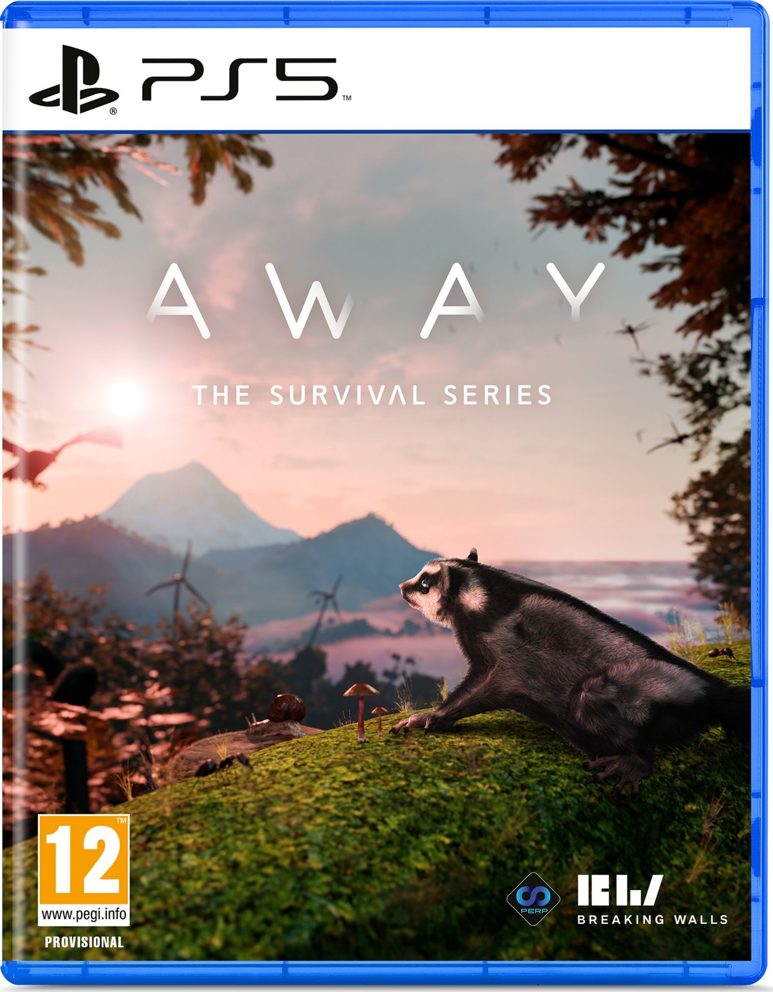 Away The Survival Series (GRA PS5)