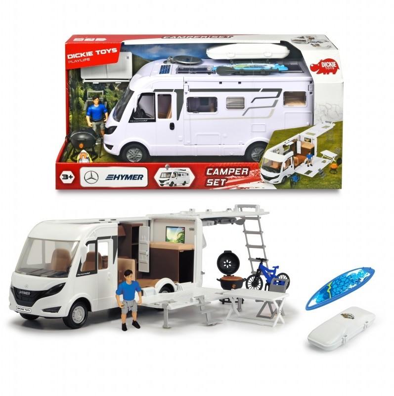 Dickie Playlife Holiday Kamper + Dodatki 3836004