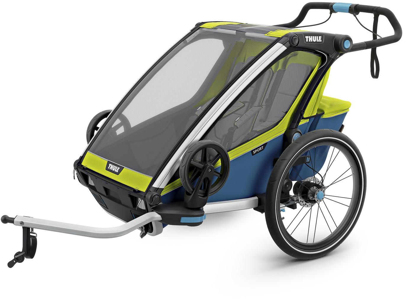 Thule Chariot Sport2 2019 zielony/niebieski TH/10201016