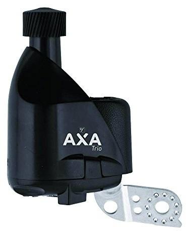 Axa 1 X dynamo Trio, czarny, 5011561 5011561
