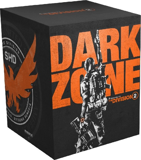 THE DIVISION 2 Collector's Edition (GRA XBOX ONE)