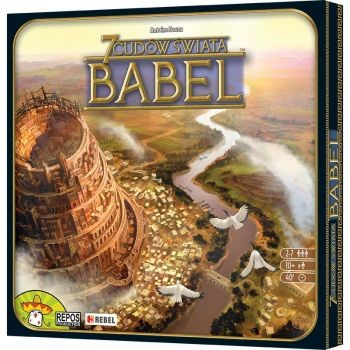 Rebel 7 Cudów świata Babel