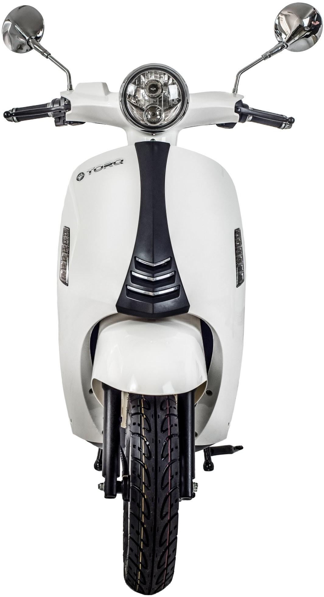 Torq Skuter e-LUMMI Biały SEL50G