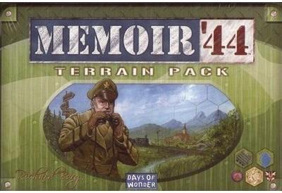 Days of Wonder MEMOIR '44 - TERRAIN PACK