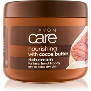 Avon Care krem uniwersalny z masłem kakaowym 400 ml