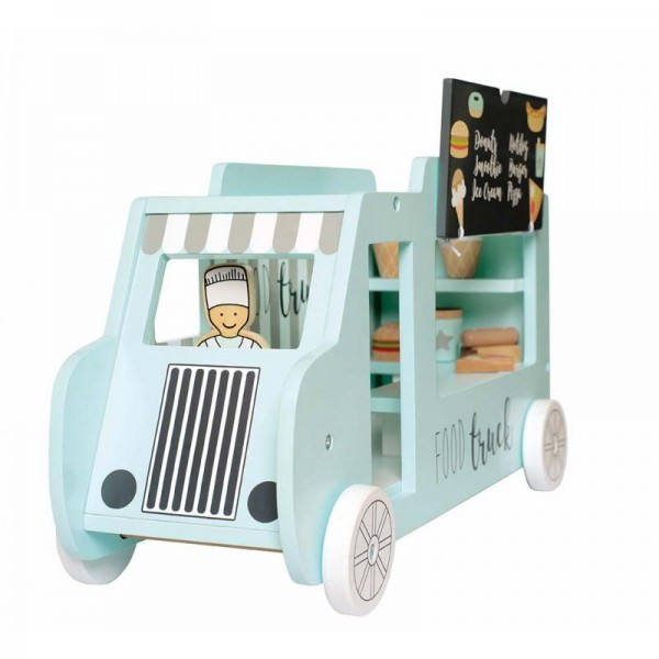 JaBaDaBaDo Food Truck - Furgonetka z Jedzeniem,