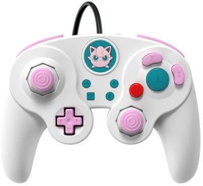 PDP Fight Pad Pro Super Smash Bros Jigglypuff