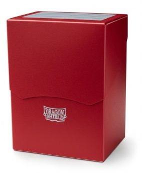 Arcane Tinmen Dragon Shield Deck Shell - Red