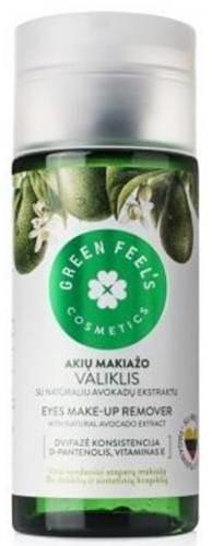 Green Feel's Green Feels Green Feels Dwufazowy płyn do demakijażu oczu 150ml 53594-uniw