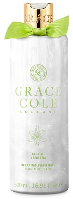 Grace Cole Lily & Verbena Pianka pod prysznic 300ml