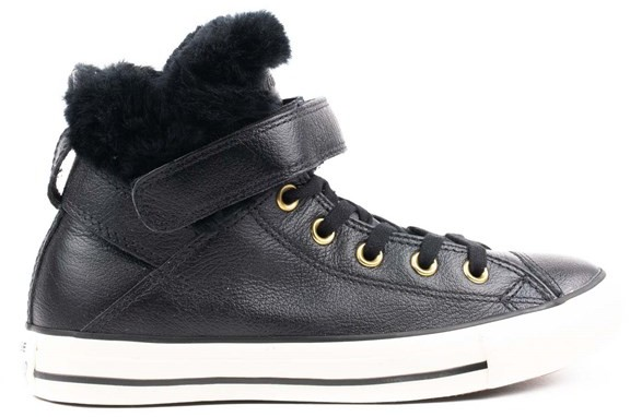 Converse Chuck Taylor All Star Brea Black BLACK)