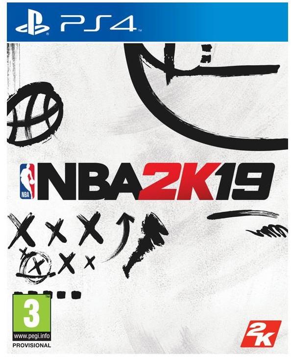 NBA 2K19 (GRA PS4)