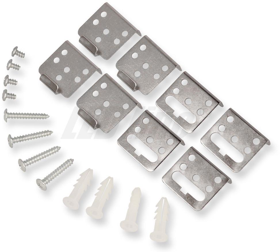 Led line Akcesoria montażowe do paneli haczyki 245718