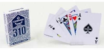 Cartamundi Karty do gry COPAG 310 niebieskie