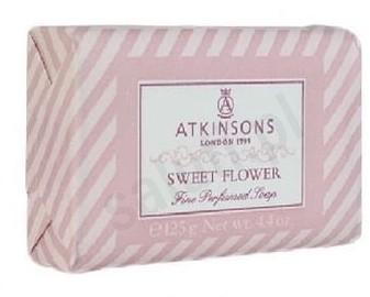 Atkinsons Atkinsons Słodki kwiat - Mydło w kostce do rąk (125 g) 563051-0E20245672